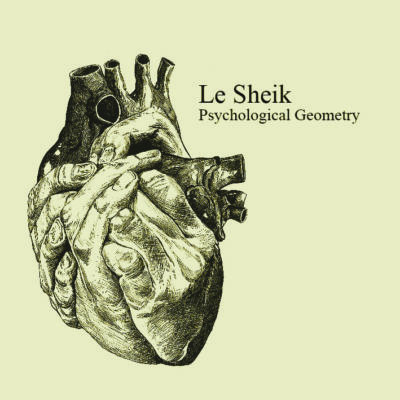 Nuevo disco Psychological Geometry