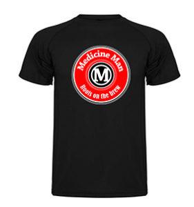 Camiseta Medicine Man