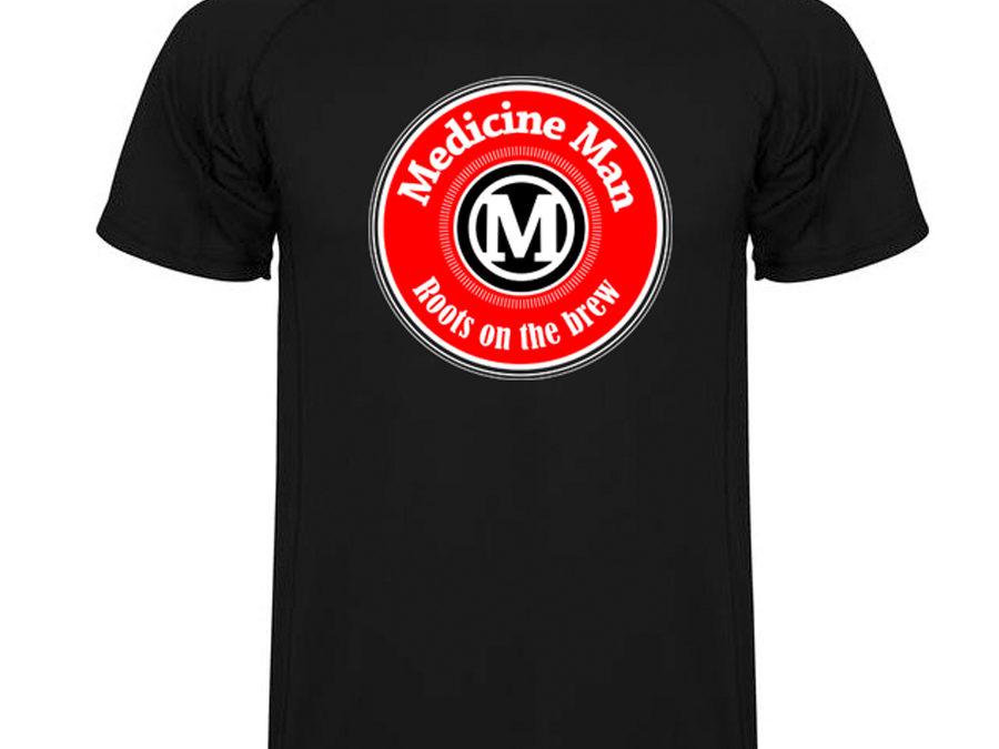Nueva camiseta de Medicine Man