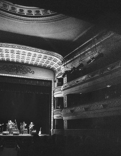 Actuación Teatro Principal de Alicante Billy Branch, Giles Corey, Demetria Taylor & Medicine Man