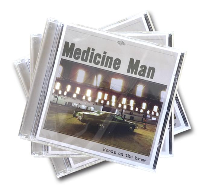 Nuevo disco Medicine Man ya a la venta