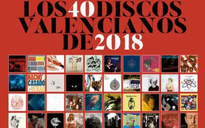 """El álbum """"Psychological geometry"""" de Le Sheik entre los 40 discos valencianos de 2018"""