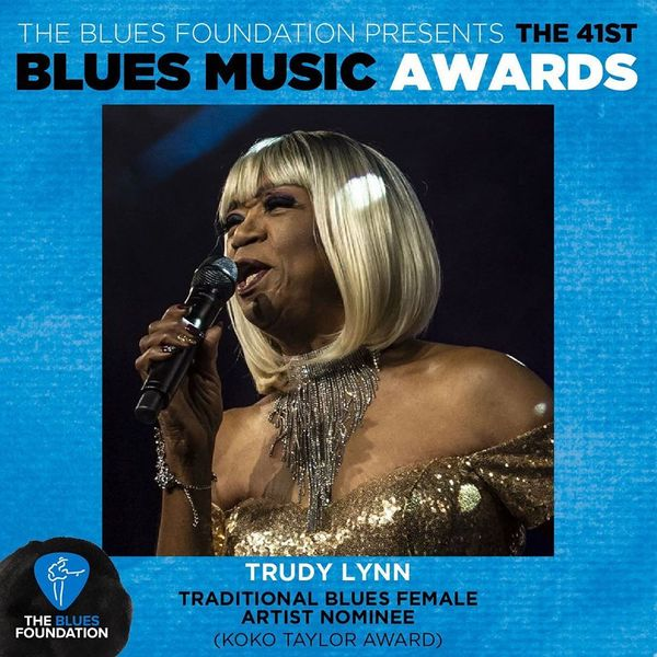 TRUDY LYNN NOMINACIÓN BLUES MUSIC AWARDS